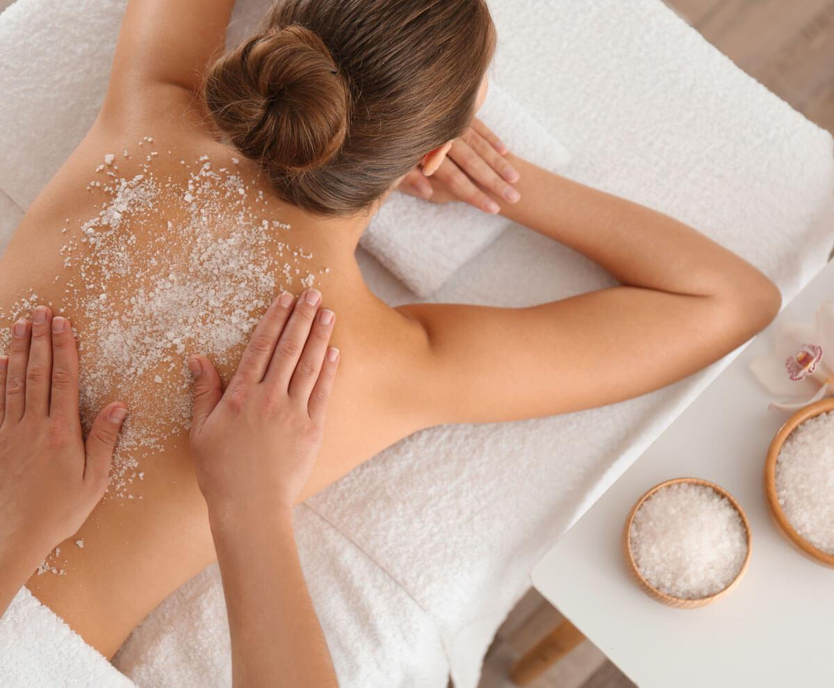 Spa Treatments - Massage Near Me by Peak Day Spa located in Salt Lake City near Sugar House and Millcreek