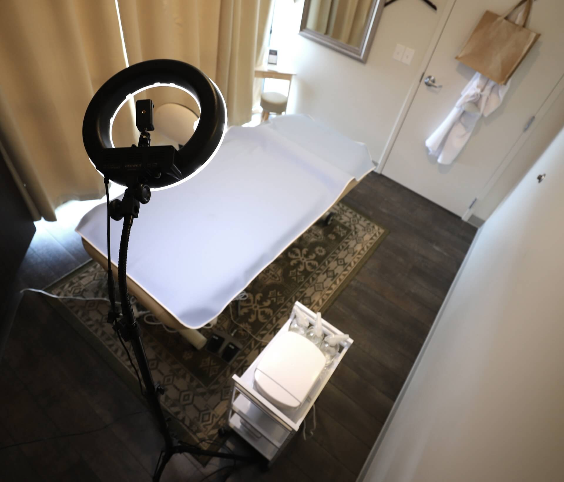 Peak Day Spa room located in Salt Lake City near Sugar House and Millcreek